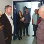 Deputados estaduais Emerson Bacil e Mabel Canto em visita a Santa Casa de Palmeira_1_foto divulgação (3)