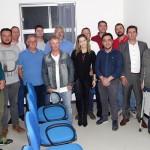 Integrantes da nova diretoria da Santa Casa de Palmeira 1