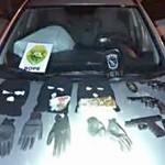 Três bandidos suspeitos de assaltar ônibus morrem em confronto com policiais em Contenda-2