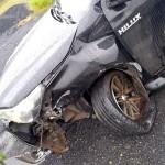 Acidente com 4 veículos na BR-277 em Palmeira deixa um morto e dois feridos graves_fotos rede social WhatsApp (8)