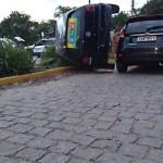 Acidente com três veículos na PR 151 e Rua Padre Anchieta_1