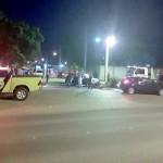Acidente com três veículos na PR 151 e Rua Padre Anchieta_4