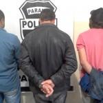 Suspeitos de crime em Porto Amazonas são presos preventivamente