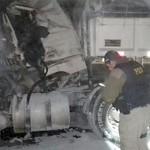 Acidente com dois caminhões na BR-277 deixa duas vítimas feridas gravemente_2