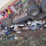 Acidente caminhão na PR 151_foto PRE_1