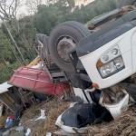 Acidente caminhão na PR 151_foto PRE_2