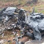 Acidente entre carro e caminhão deixa três vítimas fatais na BR 277_foto 3 PRF