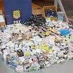PRF apreende_medicamentos_na BR 277_1_foto PRF