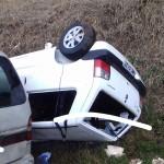 Acidente na BR-277 entre caminhão, Kia Besta e Fiat Uno deixa dois motoristas feridos_foto PRF (1)