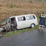 Acidente na BR-277 entre caminhão, Kia Besta e Fiat Uno deixa dois motoristas feridos_foto PRF (6)