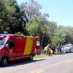 Acidente  na PR 151 entre veículos_caminhão e ambulância_fotos redes sociais (3)