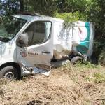 Acidente  na PR 151 entre veículos_caminhão e ambulância_fotos redes sociais (4)