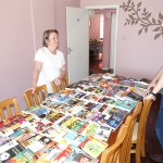 Entrega de livros pela Caminhos do Paraná à secretaria de educação_foto Moacir Guchert (4)