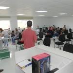 Profissionais da Saúde participam de treinamento de protocolo da Covid_1_foto Moacir Guchert