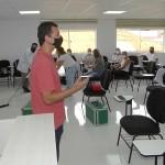 Profissionais da Saúde participam de treinamento de protocolo da Covid_2_foto Moacir Guchert