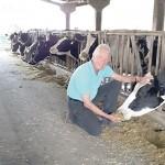 Manfred Rosenfeld-dono da fazenda e do laticínio-Família Germânia_foto divulgação